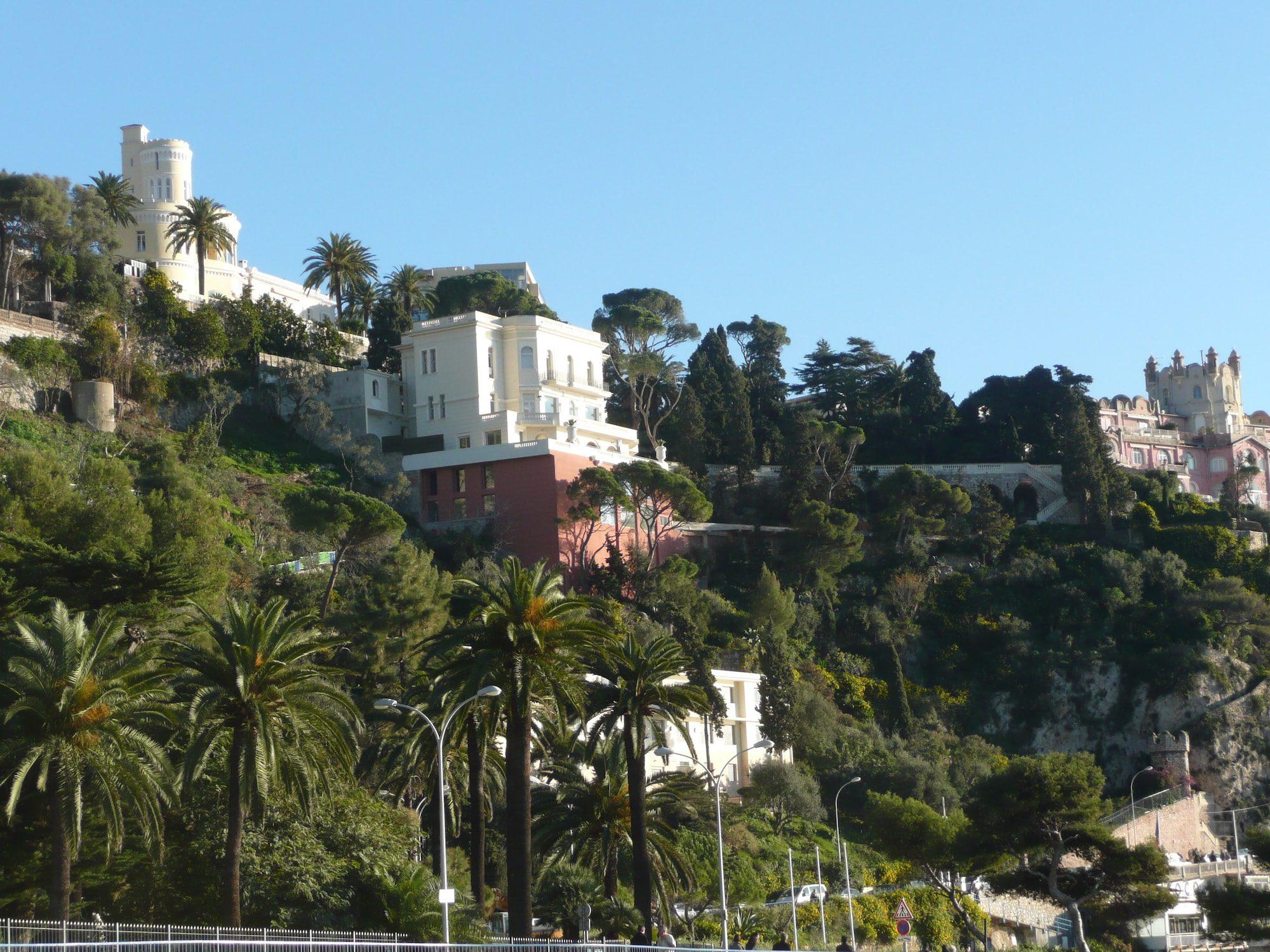 hauteurs villa hebergement nice
