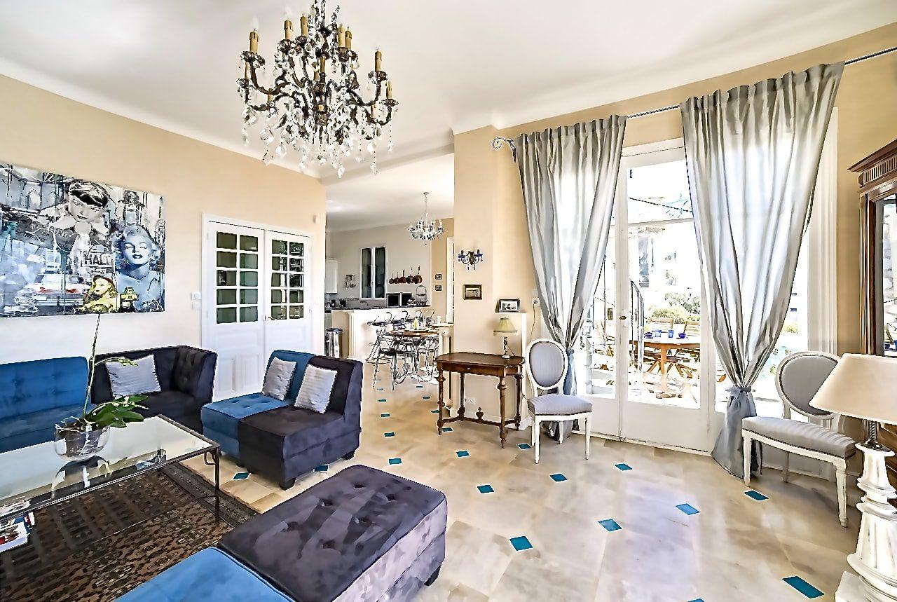 villa luxe nice