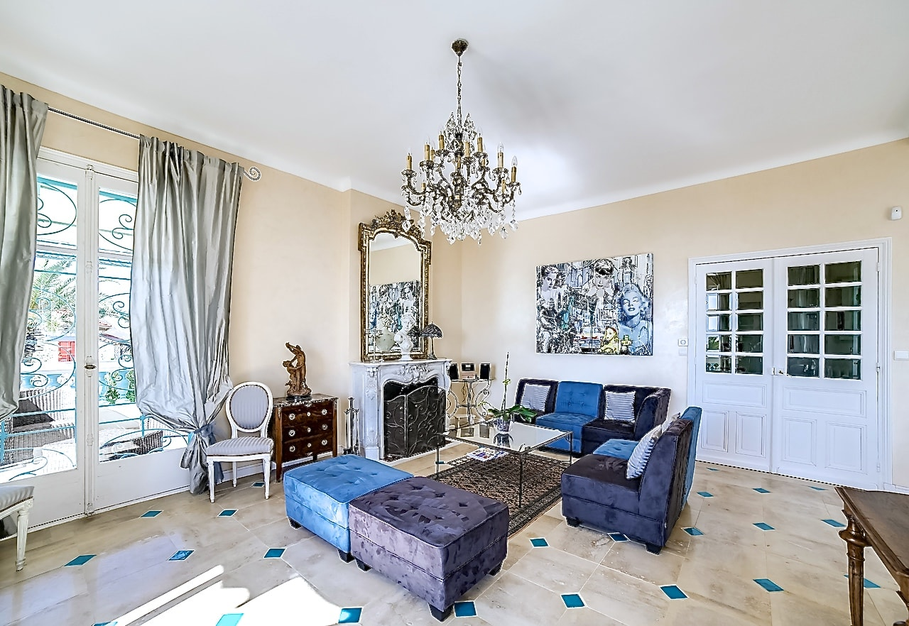 villa luxe nice sejour