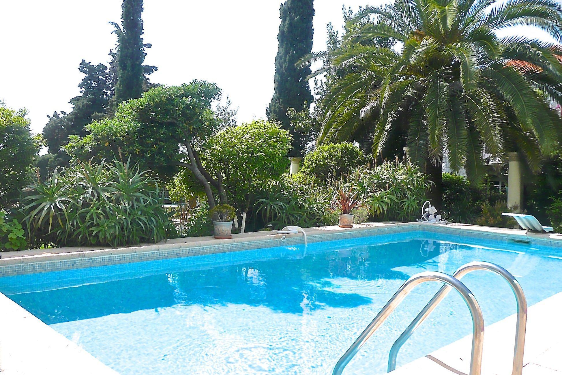 piscine villa luxe nice